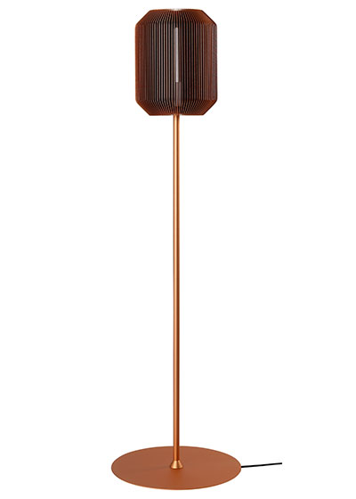 Joseph Floor Copper Lamp-EOQ